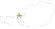 Radtour Rund um das Kaisergebirge im Kufsteinerland: Position auf der Karte