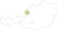 Radtour Trumer Seen Runde im Salzburger Seenland: Position auf der Karte