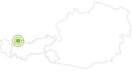 Radtour Grän - Vilstal im Tannheimer Tal: Position auf der Karte