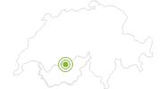 Radtour Torrenttrail Leukerbad in Leukerbad: Position auf der Karte