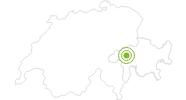 Radtour E-Mountainbiketour ab Vella in Surselva: Position auf der Karte