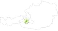 Radtour Radtour ins Seidlwinkltal in Nationalpark Hohe Tauern: Position auf der Karte