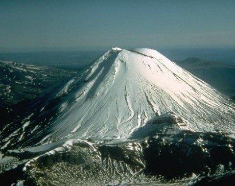 Der Berg Ngauruhoe