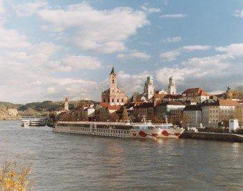 Die Dreiflüssestadt Passau