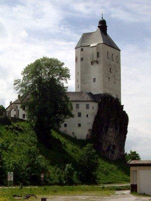 Die Kirche Mariastein ist schon seit dem Mittelalter wichtiges Pilgerziel.
