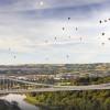 Das Wahrzeichen deines Startpunkts: Clifton Suspension Bridge