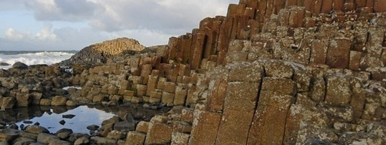 Giant's Causeway is a true natural wonder.