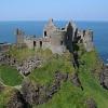 Entdecke die faszinierende Burgruine Dunluce Castle!