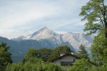 View of Alpspitze