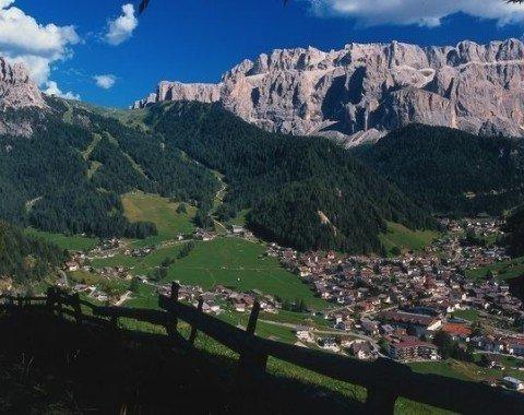 Start in Wolkenstein