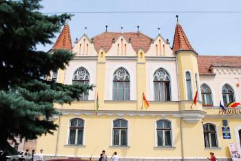 Sebeș, close to the final destination