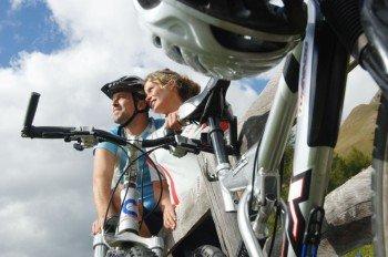 Die mittelschwere Tour verläuft über acht Kilometer