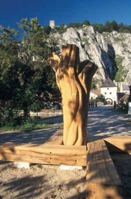 Der Kunstweg in Essing