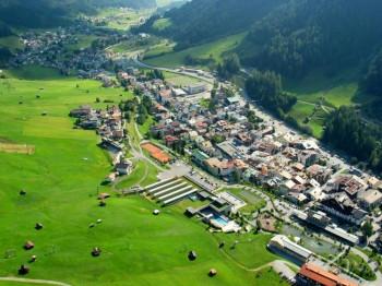 Blick auf St. Anton