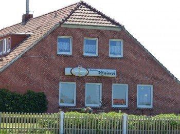 Die Meierei - ein beliebtes Ausflugslokal auf Langeoog