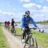 Die NaturRADtour umfasst insgesamt 48 km, ist eben und barrierefrei und daher sehr gut für jede Altersklasse geeignet.