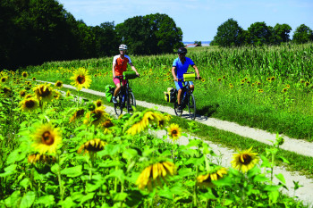 Die Niederbayerntour ist ein Genuss-Radweg für Naturliebhaber.