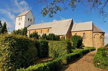 Auch die Kirche von Vestervig ist einen Besuch wert