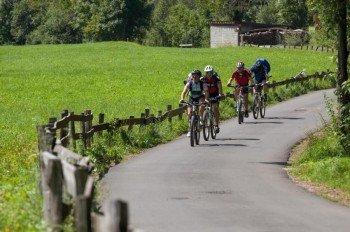 Tour durch das grüne Passeiertal