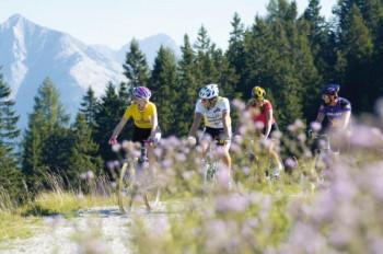 Biken in der Olympiaregion Seefeld