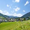 Die Radtour um den Thaneller führt von einem kleinen Dorf der Tiroler Zugspitz Arena zum anderen.