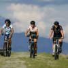 Mountainbiking auf der Reiteralm