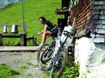 Mountainbiketour um das Karhorn