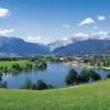 Bei der Variante Zell am See - Salzburg kommst du am Saalfelden-Ritzensee vorbei.