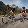 Die Tour de Gstaad ist eine anspruchsvolle Tour für Rennradfahrer.