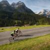 Die Tour de Gstaad ist 63 Kilometer lang.