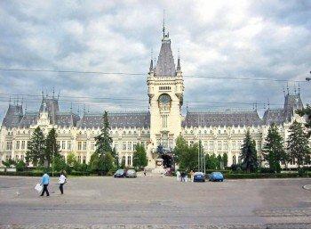 Kulturpalast in Iași