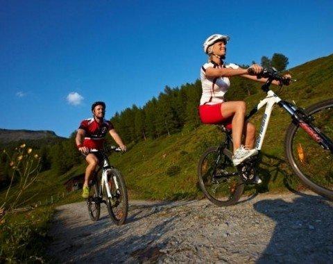 Mit dem Mountainbike durch das Großarltal