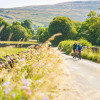 Enjoy the beautiful landscape of the Yorkshire Dales.