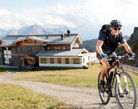 Mountainbiken durch Kaltenbach