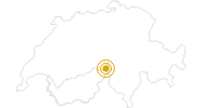 Hike Sidelhorn in Brig / Aletsch: Position on map