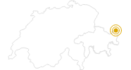 Webcam Ischgl - Palinkopf in Scuol Samnaun Val Müstair: Position on map