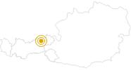 Wanderung Rundwanderung zum Berglsteiner See im Alpbachtal Seenland: Position auf der Karte