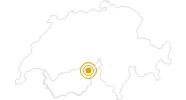 Wanderung Gletscherweg Aletsch in Brig / Aletsch: Position auf der Karte