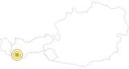 Wanderung Wanderung Ebene 2.555 m im Tiroler Oberland: Position auf der Karte