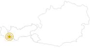 Hike Flimspitze in Paznaun - Ischgl: Position on map