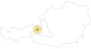 Hike Hike Saalachtal in Saalbach-Hinterglemm: Position on map