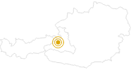 Wanderung Kräuterwandern am Hochkönig in Saalfelden-Leogang: Position auf der Karte
