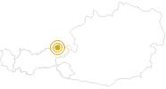 Wanderung Vier Seen Rundwanderung im Kufsteinerland: Position auf der Karte