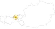 Wanderung Wusel-Seeweg Achensee am Achensee: Position auf der Karte