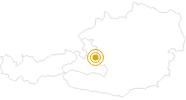 Wanderung Auf Kaiserin Sisis (Sissis) Spuren in Tennengau-Dachstein West: Position auf der Karte