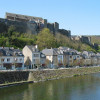 Bouillon is located by river Semois.