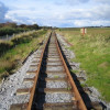 You can also hike along the railway tracks from Tralee to Dingle.