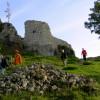 Lichtenegg castle ruins