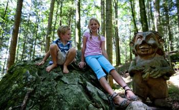 Fairytale Path Bischofswiesen