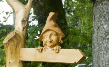 Aschauerweiher Fairytale Path Bischofswiesen